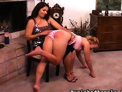 Amber olsen disciplinarian - 1 part 4