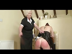 Domme Granny...